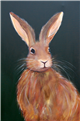 Split Hares 1. Donated to SBWF auction - Click to see more