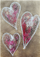 Love Hearts (Framed)    £450 - Click to see more